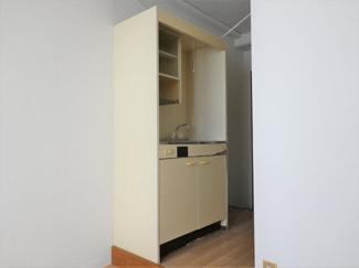 【キッチン】レジデンス北小岩