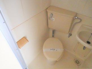 【トイレ】レジデンス北小岩