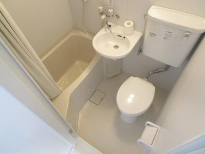 【浴室】チェリーハイツ