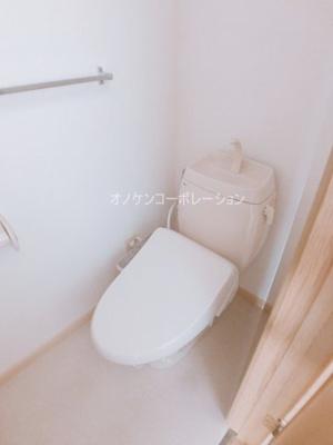 【トイレ】サンクレールⅡ