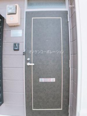 【玄関】サンクレールⅡ