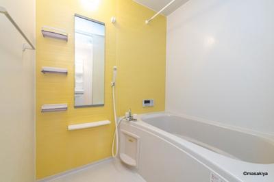 【浴室】セレーノピアッツァ Ⅰ