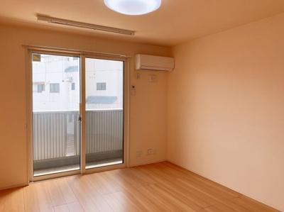 ゆったりとした居間です同型タイプ