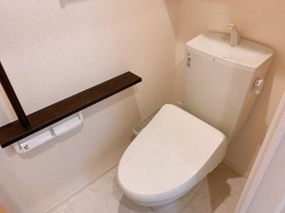 トイレもきれいです同型タイプ