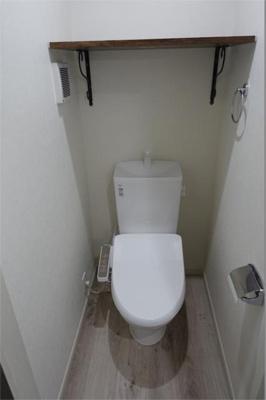 【トイレ】ハーミットクラブハウス西馬込