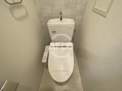 ビガーポリス400ヴァンヴェール天神橋 温水洗浄便座