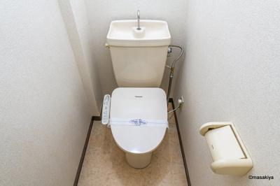 【トイレ】ドメスティック