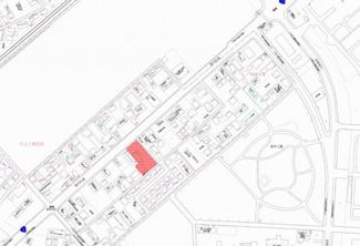 【地図】宇都宮市御幸本町 土地