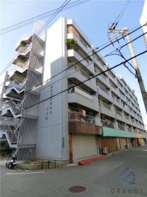 【外観】サンマンション新大阪