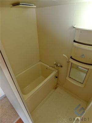 【浴室】サンマンション新大阪