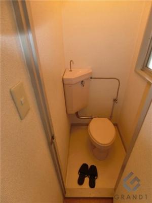 【トイレ】サンマンション新大阪