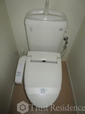 【トイレ】イーストコート平野