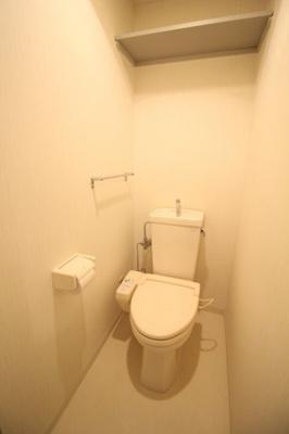 【トイレ】アパ六甲