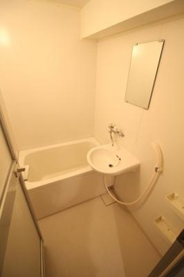 【浴室】アパ六甲