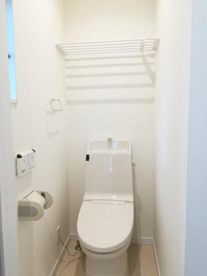 【トイレ】富岡東3丁目戸建