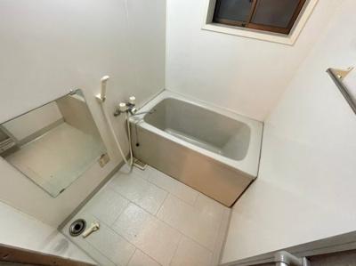 【浴室】東宅ハイツ潮見が丘A棟