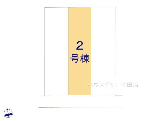 区画図 ※図目円と異なる場合は現況を優先 2021-04-13