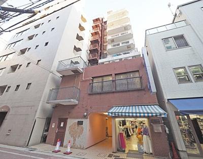 都営新宿線「馬喰横山」駅徒歩約1分他、6駅6沿線利用可能な交通アクセス便利な立地です。