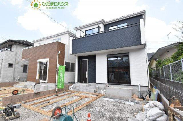 北区奈良町 7期 新築一戸建て グラファーレ02