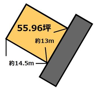 【土地図】第5東宝ランド 112万円