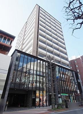 JR山手線「渋谷」駅徒歩約5分と通勤通学・お買い物に大変便利な立地です。