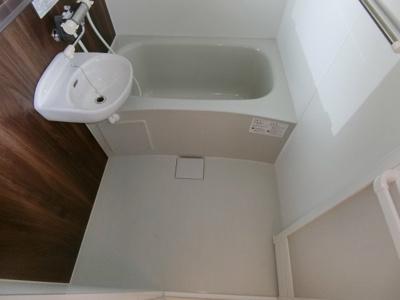 【浴室】TAMAKIセントラルMマンション
