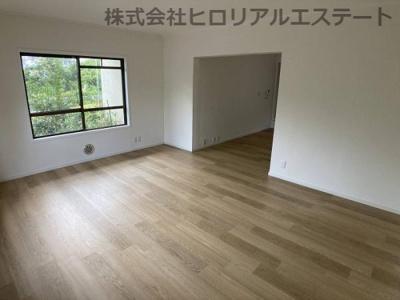 【居間・リビング】高丘ハイツ