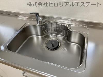 【キッチン】高丘ハイツ