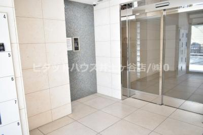 【エントランス】リヴシティ横濱蒔田ステーションアリーナ