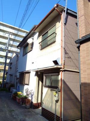 【外観】苅田10貸家