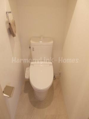 ジオエント巣鴨のトイレ