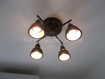 ジオエント巣鴨の照明機器