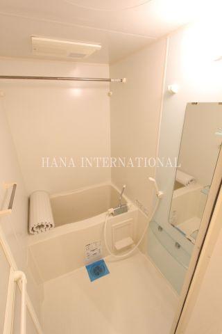 【浴室】サンセット