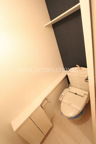【トイレ】サンセット