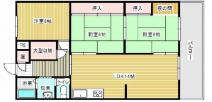 千里ヶ丘マンションA棟の画像
