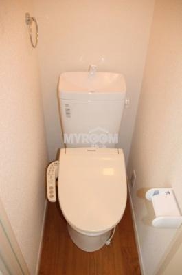 温水洗浄便座機能付トイレ♪(同一仕様写真)