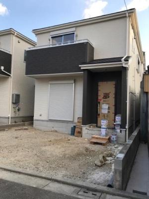 【外観】堺市北区東上野芝町2丁 新築戸建