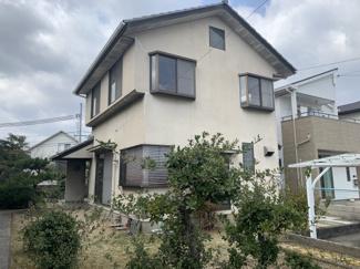 【外観】倉敷市片島町 中古住宅 2200万円
