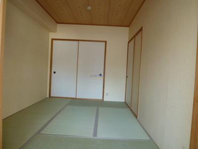 【寝室】アソシアード御幣島