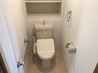 【トイレ】アソシアード御幣島