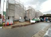 岐阜市鷺山新築建売 並列3台駐車可♪の画像
