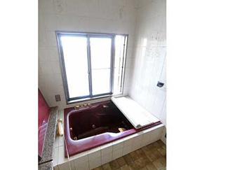 【浴室】西区新庄町