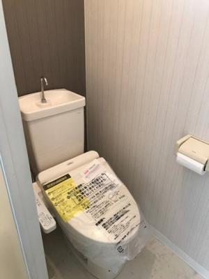【トイレ】UコーポⅡ