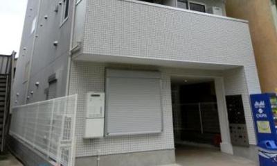 【エントランス】b' casa itabashi