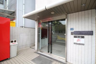【エントランス】大石ファーストビル