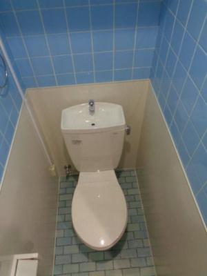 【トイレ】美章園2戸建