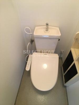 【トイレ】フレマリールのぞみC