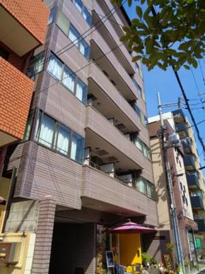 【外観】昭和町エクセルハイツ