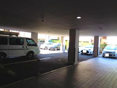 【駐車場】昭和町エクセルハイツ