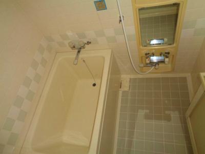 【浴室】昭和町エクセルハイツ